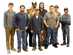 ags fabrication team