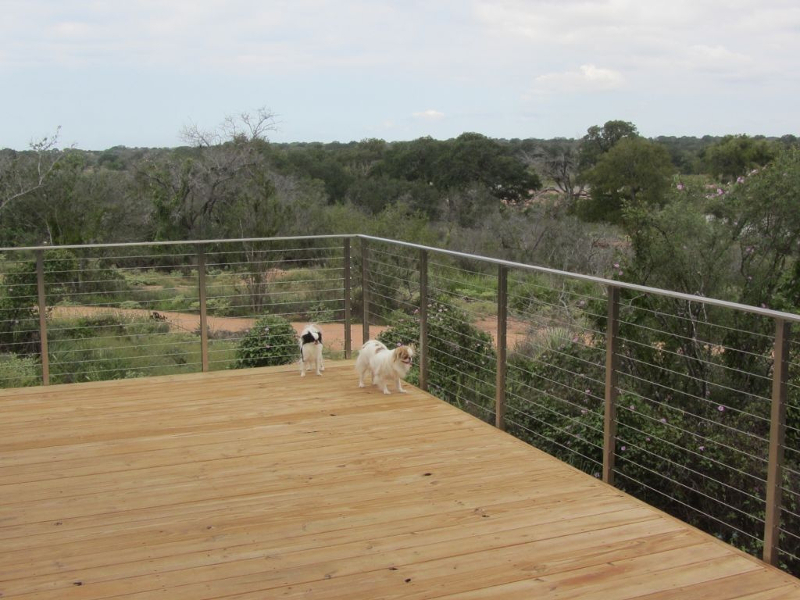 Customer Review Stainless Steel Cable Railing System With