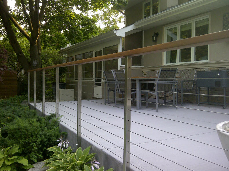 Rainier Stainless Steel Cable Railing Free Estimate
