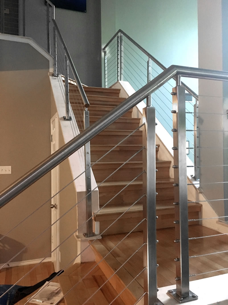Just Replacing Your Stair Spindles Allows You To Dramatically Transform  Your Boring Stair Railing System. We Make Upgrading Easy!