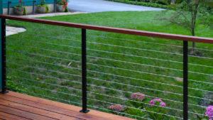 Metal Cable Railing