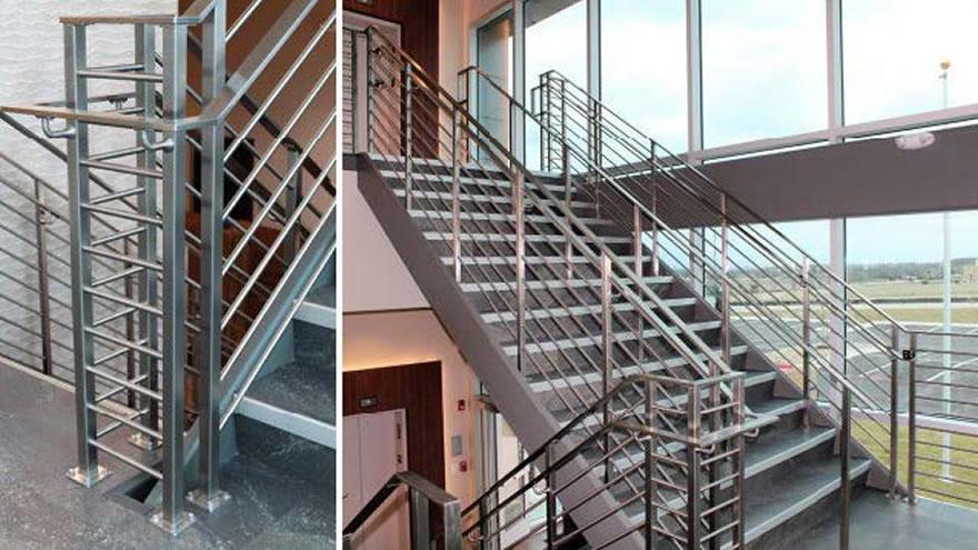 Handrail Continuation